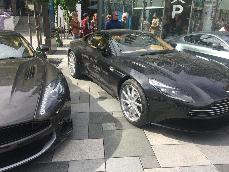 Cars in Oslo