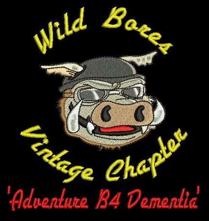 Wild Bores- Vintage Chapter