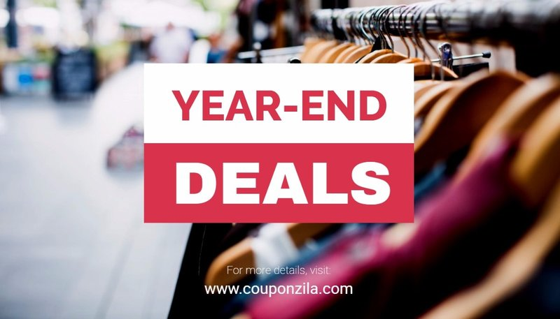 Couponzila Year end