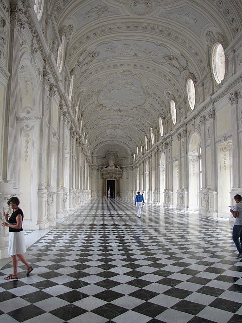 Galleria di Diana at Venaria Reale