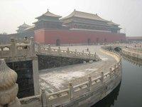 Forbidden City canals