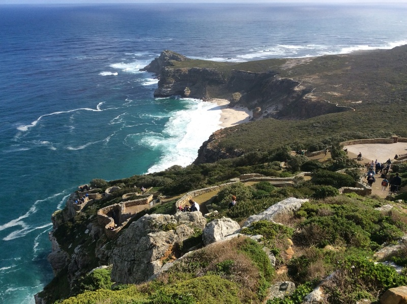 the Atlantic at the cape