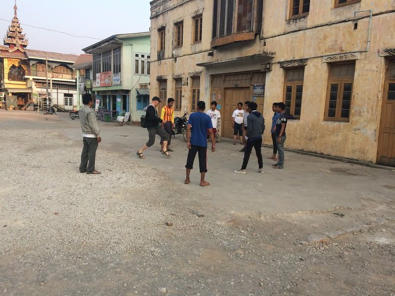 cane football