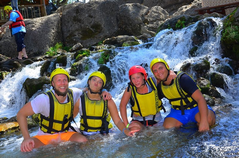 raftingo rafting antalya trips