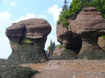 Hopewell Rocks - New Brunswick