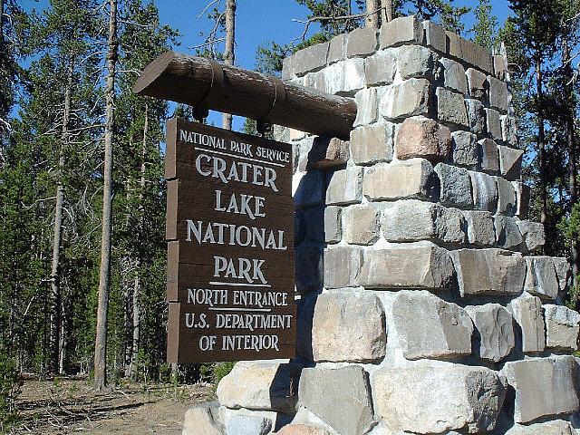 Crater Lake National Park - Oregon