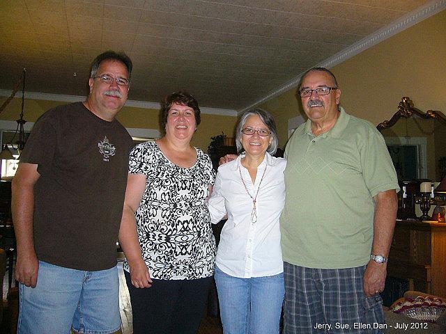 A visit with Dan & Ellen in Cheboygan