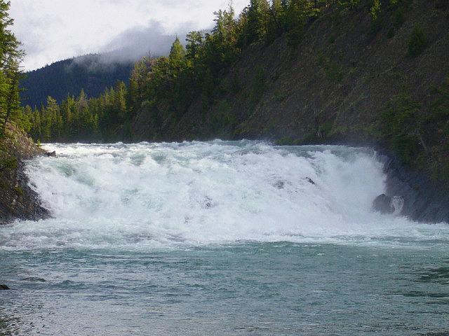Bow Falls, Banff