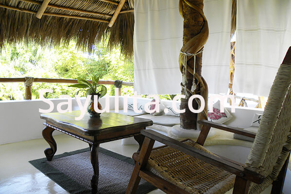 Mar y Suenos Suites terraza2 - Sayulita Mexico