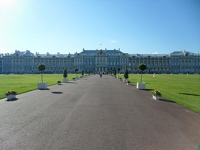 Pushkin Palace