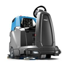 Industrial sweeper hire