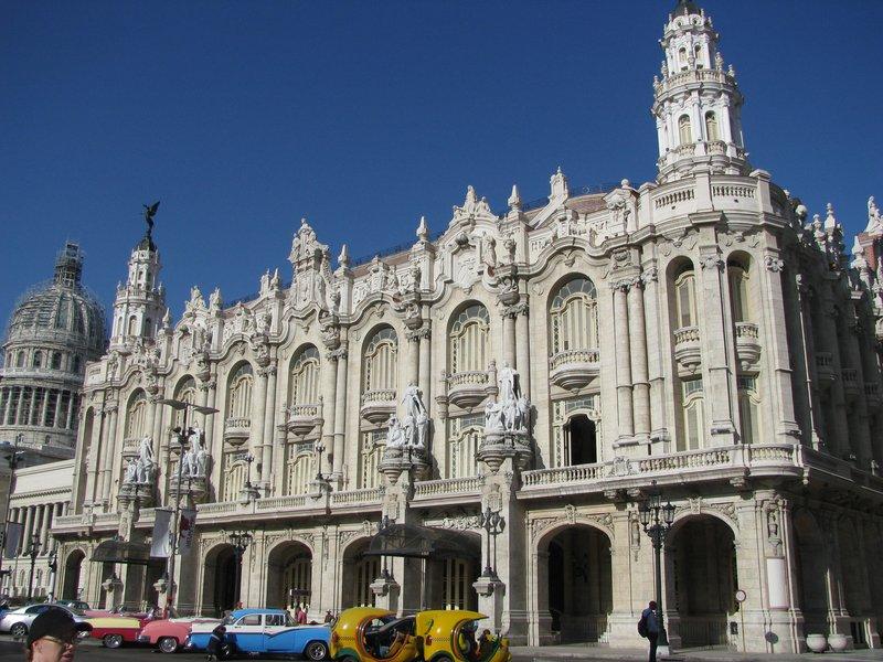 Havana buildings