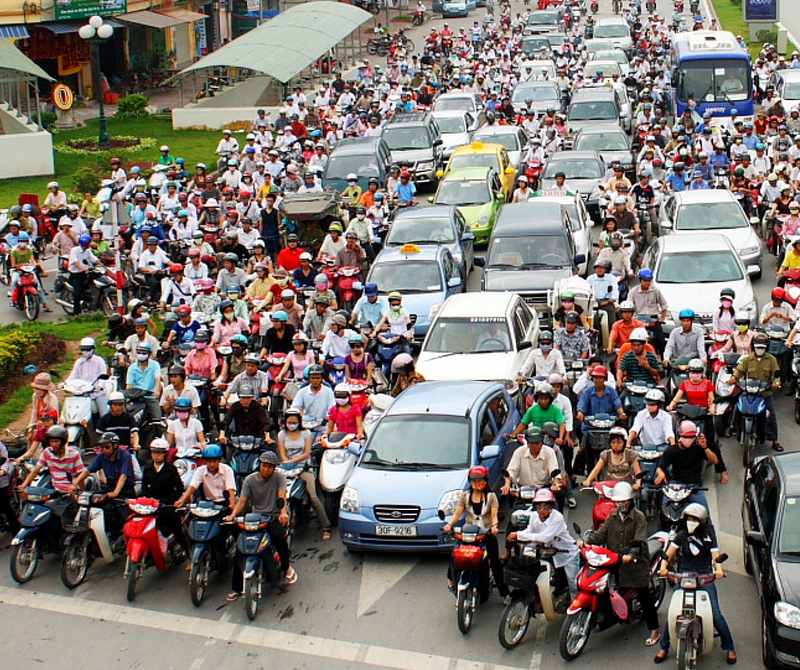 Vietnamese Traffic