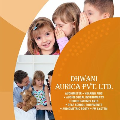 DhwaniAurica Audiometer Manufacturers, Suppliers & Exporters in India