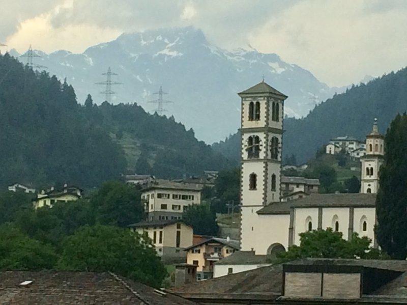 So many church towers