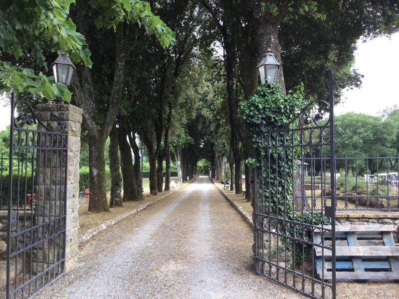 Villa Mucellena Tuscany
