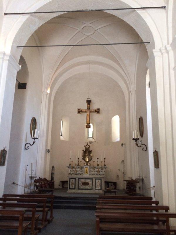 Church in the abbey