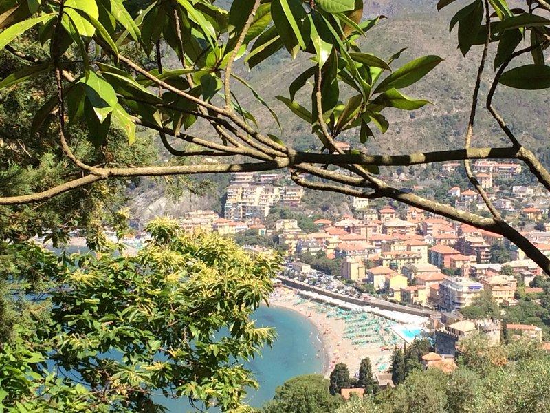 Levanto on the Riviera