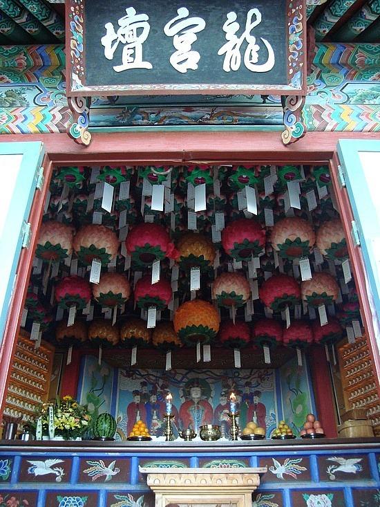 Busan - Haedong Younggung Temple