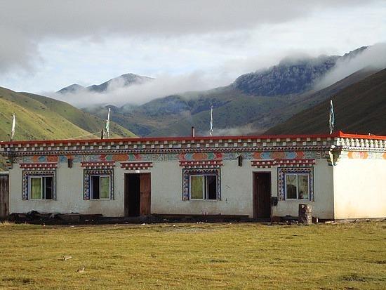 The school - student housing
