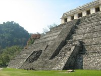 Temple of Inscriptions - Palenque