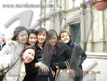 7 girls in Macau