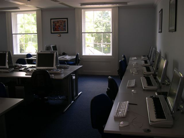 ACS Hillingdon Music lab