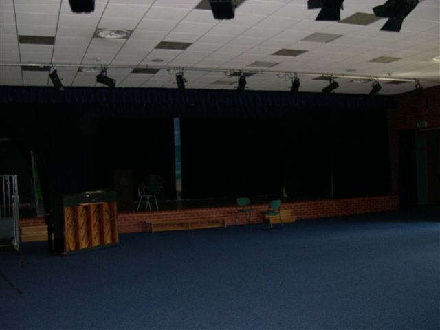 ACS Hillingdon - Theatre