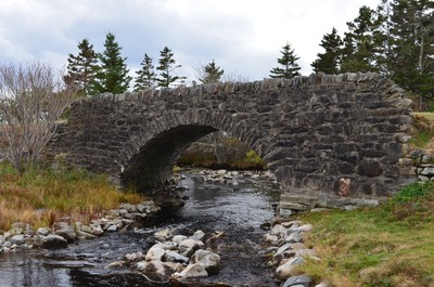 Hipson's Creek stone bridge