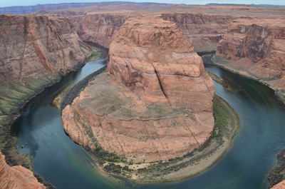 Horseshoe Bend on the Colorado River near Page