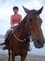 ME HORSE RIDING