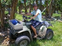 ME ON A QUAD BIKE