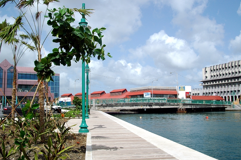 Wharf Boardwalk