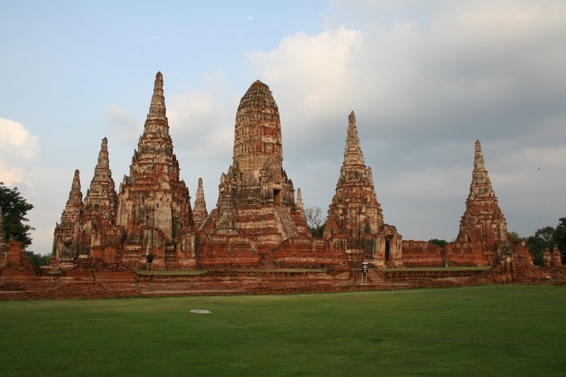 Ayuthuya Temple