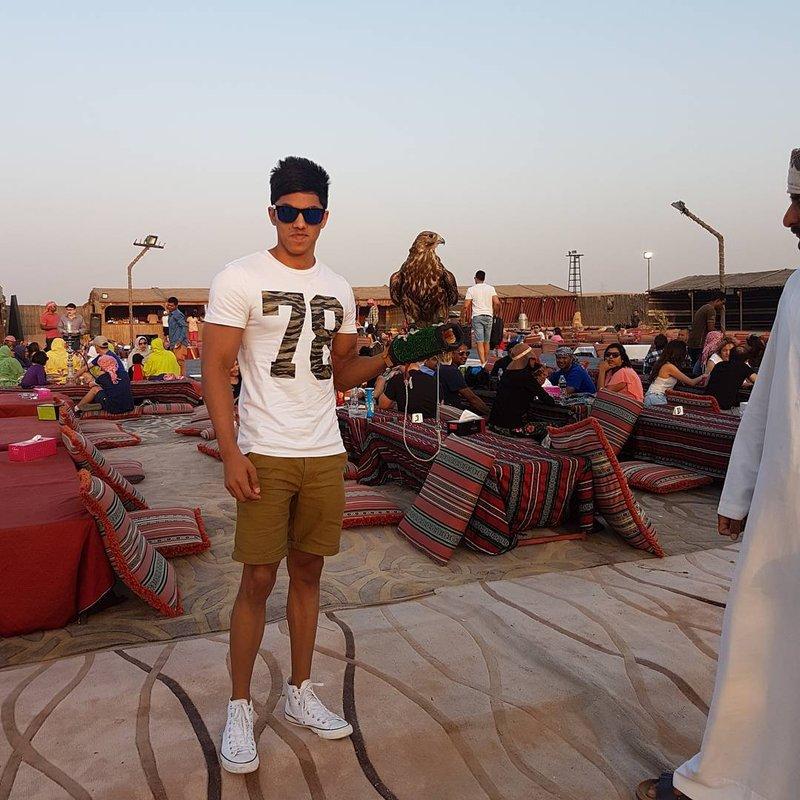 Evening Desert Safari Dubai | Arabian Desert Dubai