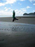 Piha jumping