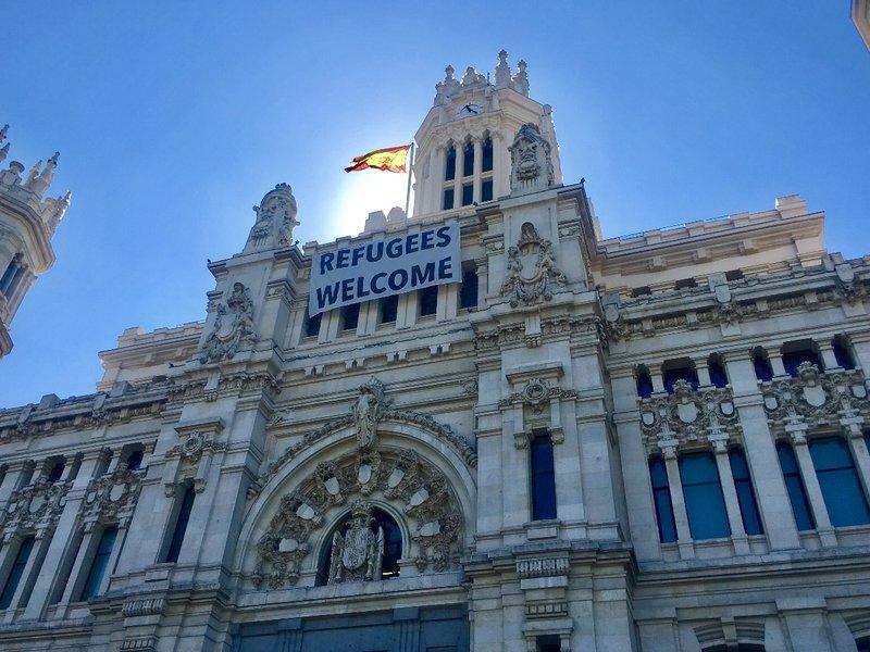Palacio De Cibeles Centrocentro, Madrid