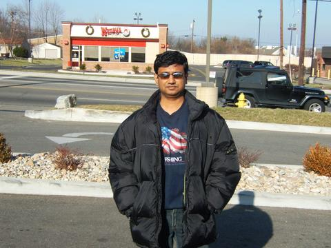 Thats me in Cincinnati