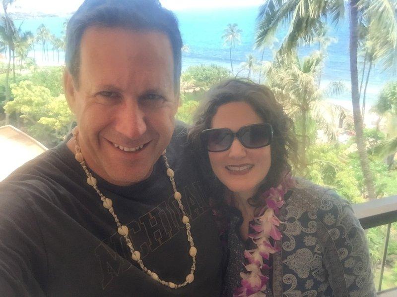 Morris Family in Hawaii