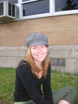 Sarah Scriver