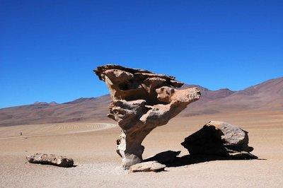 Stone tree