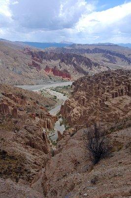Tupiza landscape