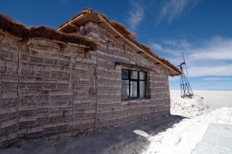 Salt hotel/museum