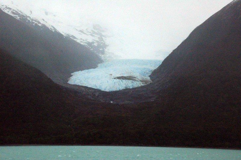 Seco glacier