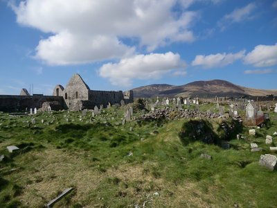 Ballinskelligs Abbey