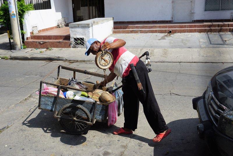 Street vendor 1