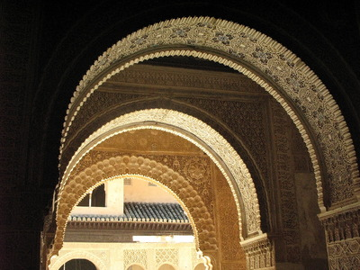 The elegance in arches