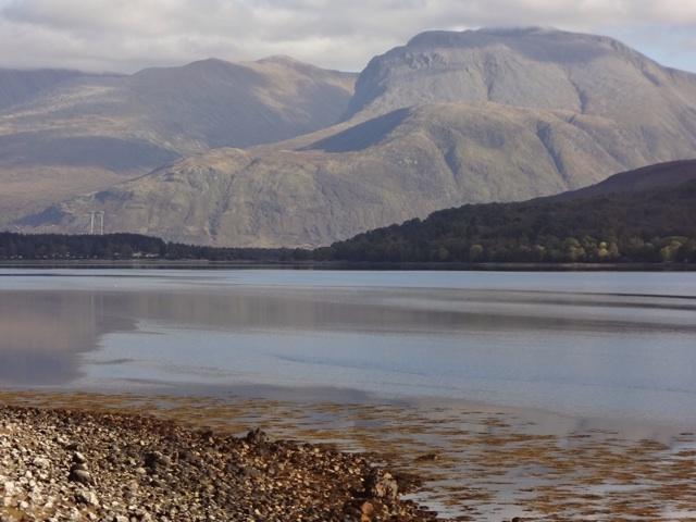 Highlands scenery