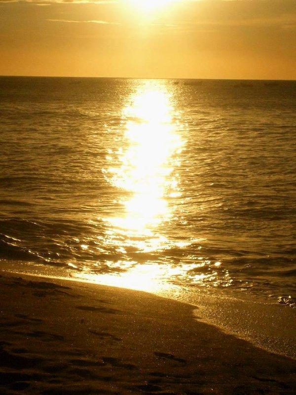 Sunset in Tamorindo