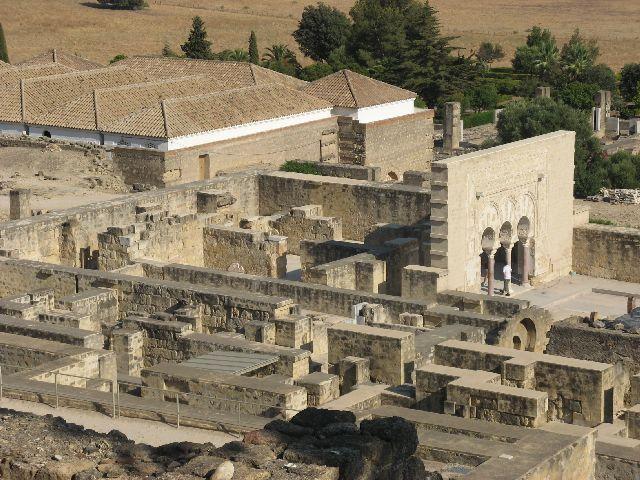 Medina Az-Zahra, Cordoba